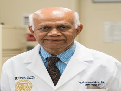 Dr. Madhavan Nair